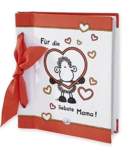 sheepworld fotoalbum f r die liebste mama muttertag. Black Bedroom Furniture Sets. Home Design Ideas