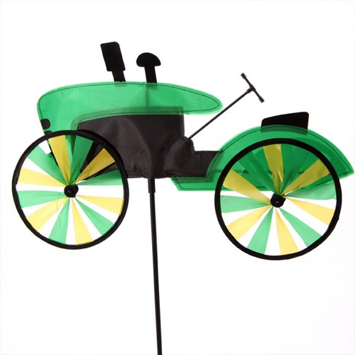 windm hle traktor versch farben garten gartendeko windrad. Black Bedroom Furniture Sets. Home Design Ideas