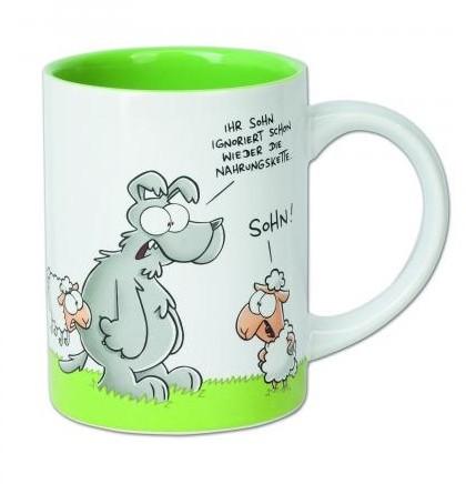Nicht Lustig Tasse : nichtlustig tasse wolf schaf kaffeetasse kaffee ~ Watch28wear.com Haus und Dekorationen