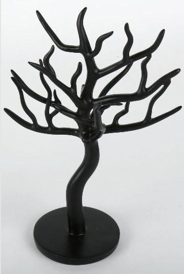 schmuckbaum schwarz oder wei jewellery tree. Black Bedroom Furniture Sets. Home Design Ideas