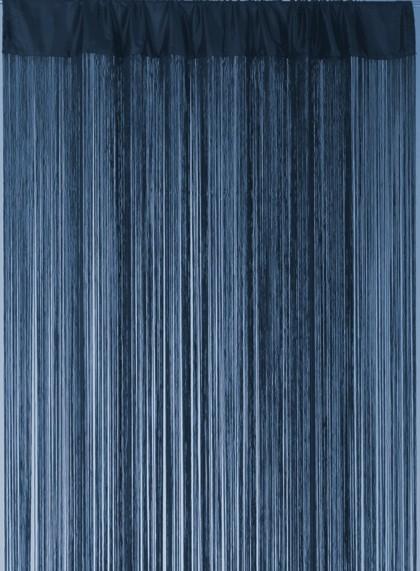 fadenvorhang waterfall 100 x 250cm t rvorhang vorhang. Black Bedroom Furniture Sets. Home Design Ideas