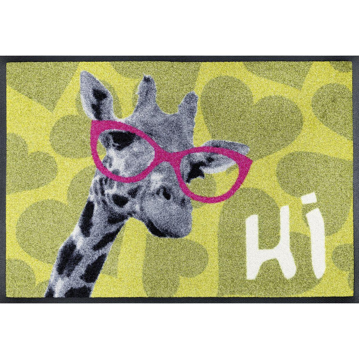 Fussmatte Giraffe Wash Dry