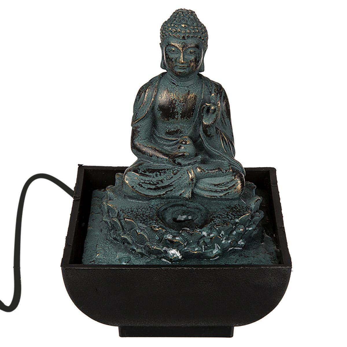 Tischbrunnen Buddha Sitzend