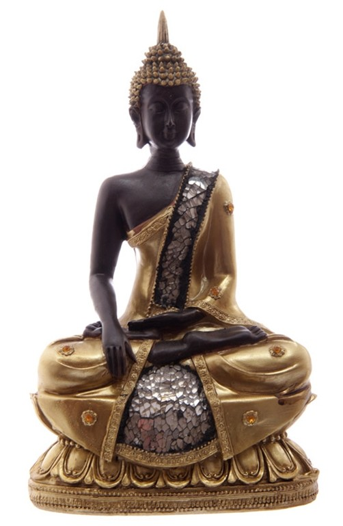 thai buddha figur sitzend 2 modelle zur wahl wohnen sonstiges. Black Bedroom Furniture Sets. Home Design Ideas