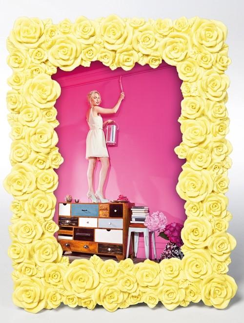 bilderrahmen rose pastell 10 x 15 in versch farben kaufen. Black Bedroom Furniture Sets. Home Design Ideas