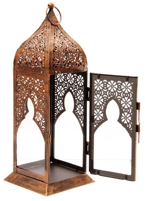 Orientalische marokkanische laterne kaufen for Orientalische laterne silber