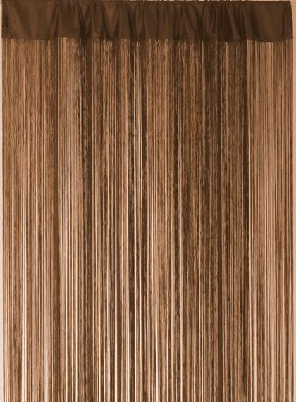 fadenvorhang niagara 90 x 200 cm in versch farben. Black Bedroom Furniture Sets. Home Design Ideas